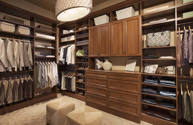 Premier Luxury Walk In Closet