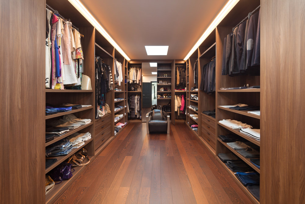 custom closets houston